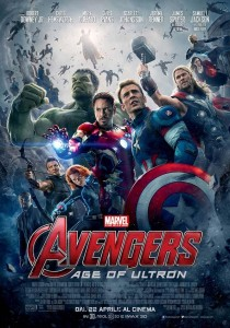 Avengers: Age of Ultron (2D)